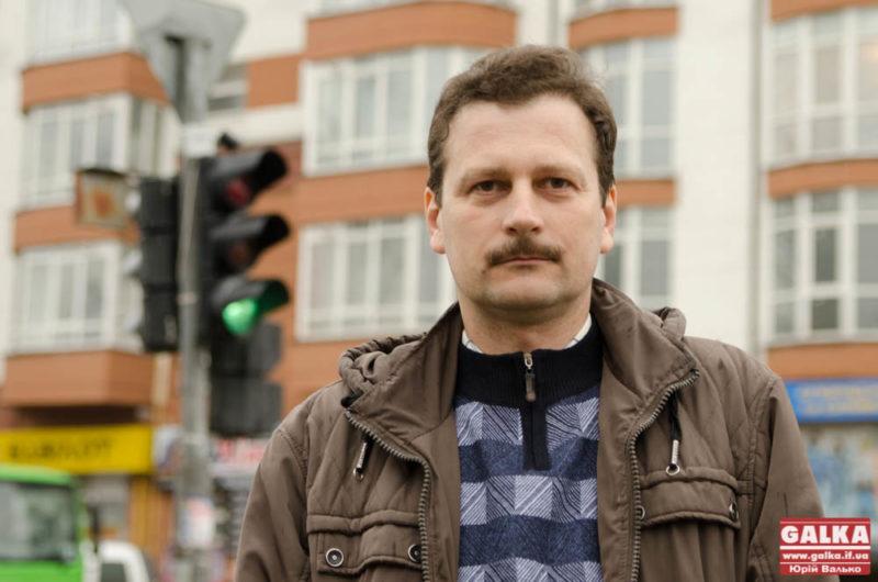 Почуваюся, як людина, яка має велику відповідальність, – Василь Микицей, майстер світлофорів