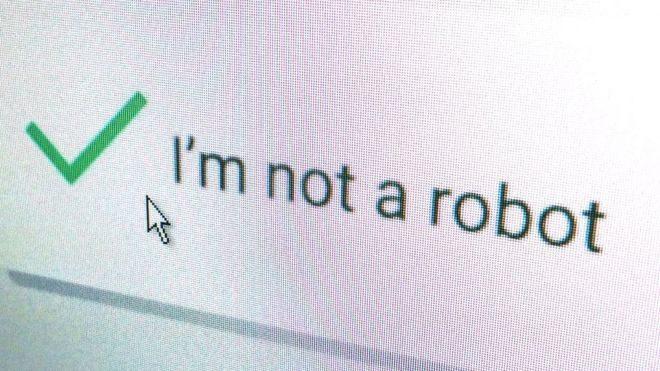 """Нова технологія Google прибере """"капчі"""" із сайтів"""
