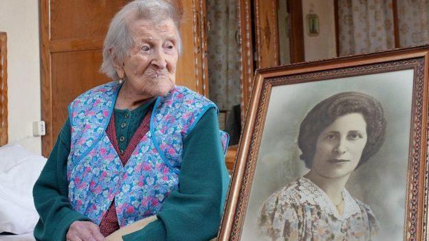 В Італії померла найстаріша людина в світі