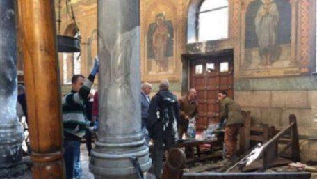 В Єгипті від вибуху в християнській церкві загинули 13 осіб, – ЗМІ