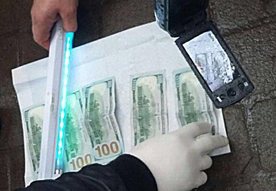 У Франківську на хабарі погорів один з керівників кримінально-виконавчої інспекції (ФОТО)