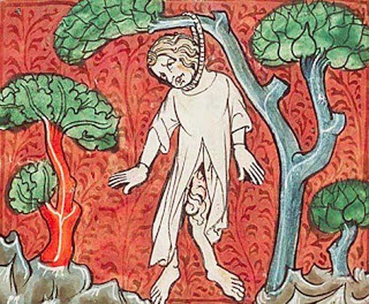 Актор, котрий грав Іуду, випадково повісився під час пасхальної вистави
