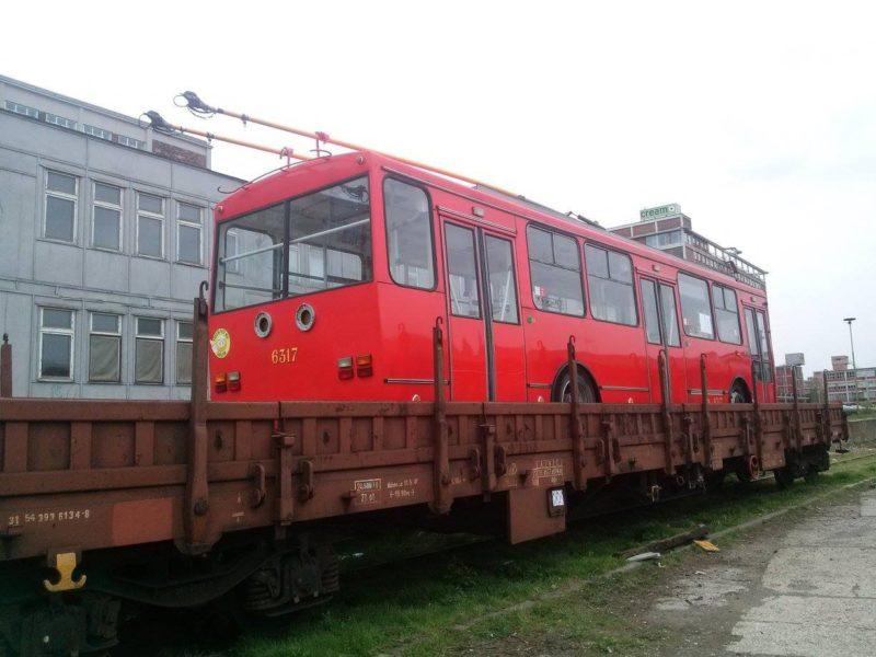 За рік Івано-Франківськ купив 14 тролейбусів. Чекають ще на три