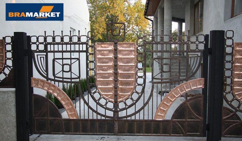 Виготовлення кованих воріт: від brama-market.lviv.ua – в чому секрет якості?