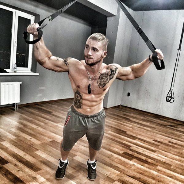 Сексуальні тіла вкриті символами: підбірка татуювань бійців із передової (ФОТО)