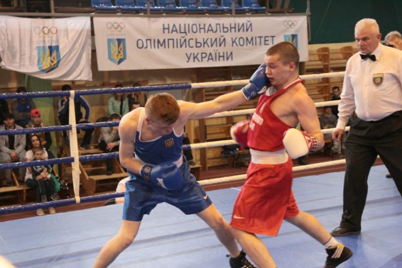 Боксери з Киргизії та Німеччини позмагалися на традиційному турнірі у Франківську (ФОТО)