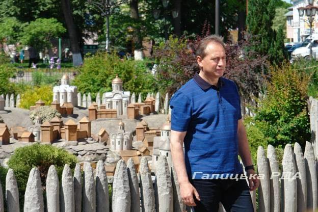 Засновник проекту «7 чудес України» знімає фільм про Галич