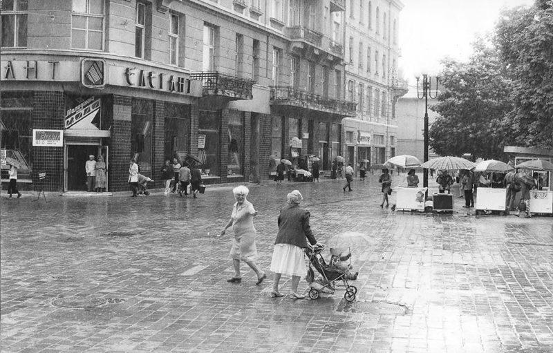 Світлини 20-річної давнини показують, як змінився Івано-Франківськ (ФОТО)