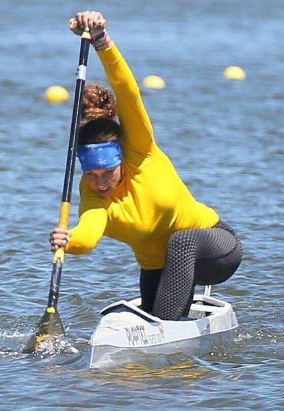 Прикарпатка здобула бронзу на Кубку світу з веслування на байдарках і каное