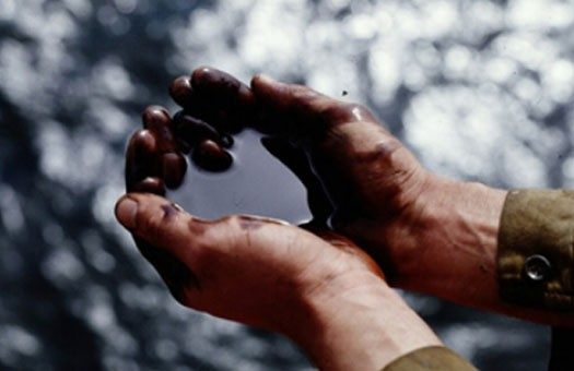 На Прикарпатті вдруге за тиждень природу забруднює аварійний витік нафти: тепер на Долинщині