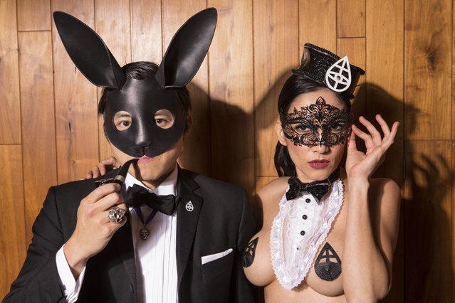 У Нью-Йорку влаштували елітну еротичну вечірку (ФОТО 18+)