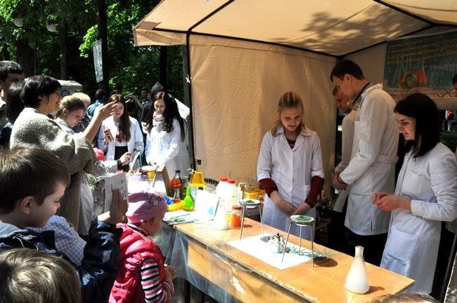 У Франківську організовують науковий фестиваль