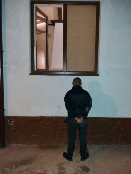 Росіянин, зареєстрований у Донецькій області, обікрав помешкання на Прикарпатті (ФОТО)