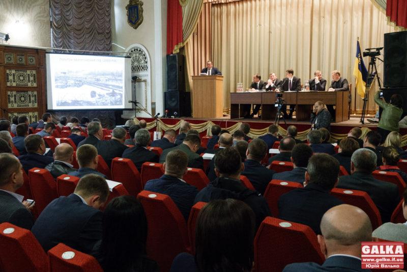 Обласні обранці звернулися до керівництва країни щодо екологічних проблем Калущини (ФОТО)