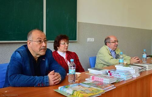 Відоме літературне подружжя поспілкувалося з франківськими студентами (ФОТО)