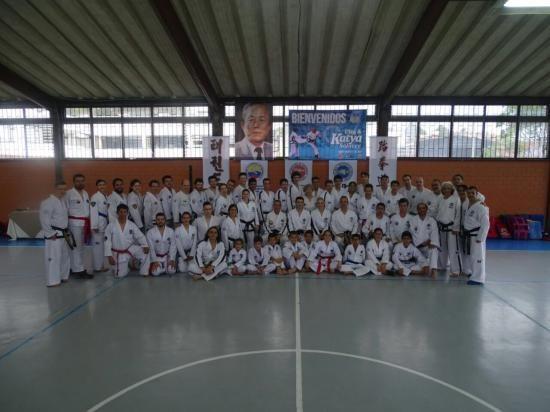 Франківські таеквондисти провели майстер-клас у Колумбії (ФОТО)