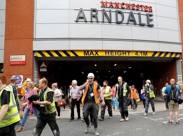 В Манчестері пролунав ще один вибух, – Reuters (ФОТО)