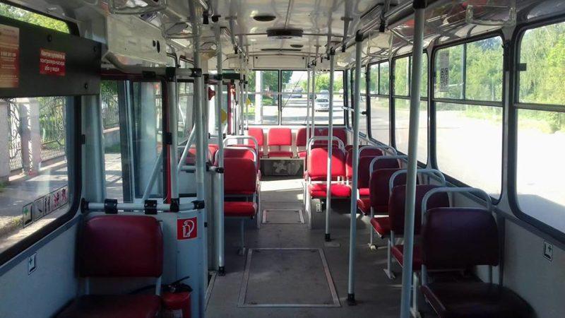 У Чернівцях з'явилися тролейбуси на автономному ходу