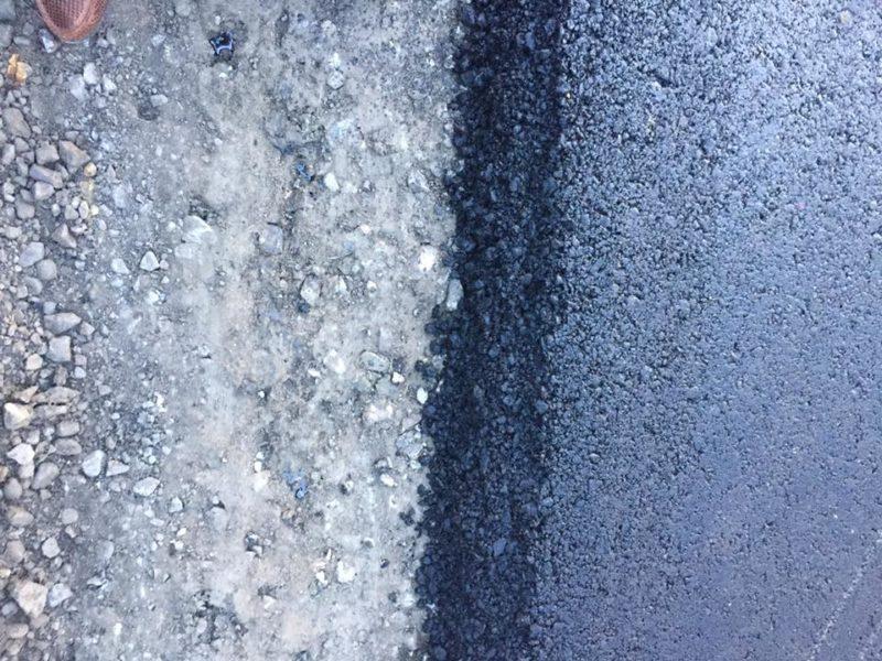 Чергову дорогу державного значення ремонтують на Франківщині (ФОТО)