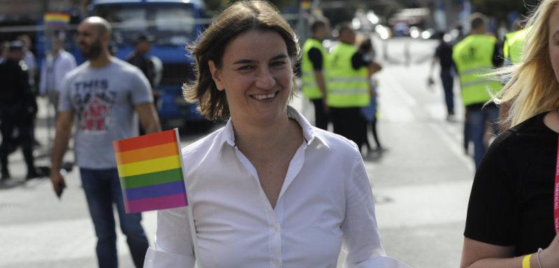 Прем'єр-міністром Сербії вперше стала відкрита лесбійка