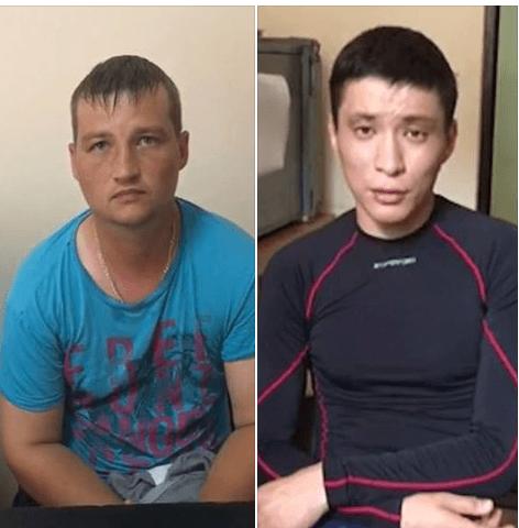 На адмінкордоні з Кримом затримали двох співробітників ФСБ Росії (ФОТО)