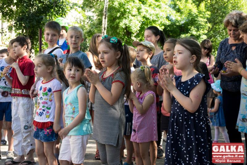 «Острів дитинства»: для маленьких франківців на День міста організують цікаву розважальну програму
