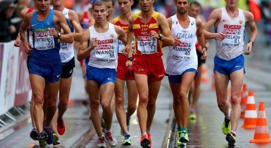 У Франківську скороходи з 12-ти країн змагатимуться за бали для Олімпійських ігор (ВІДЕО)