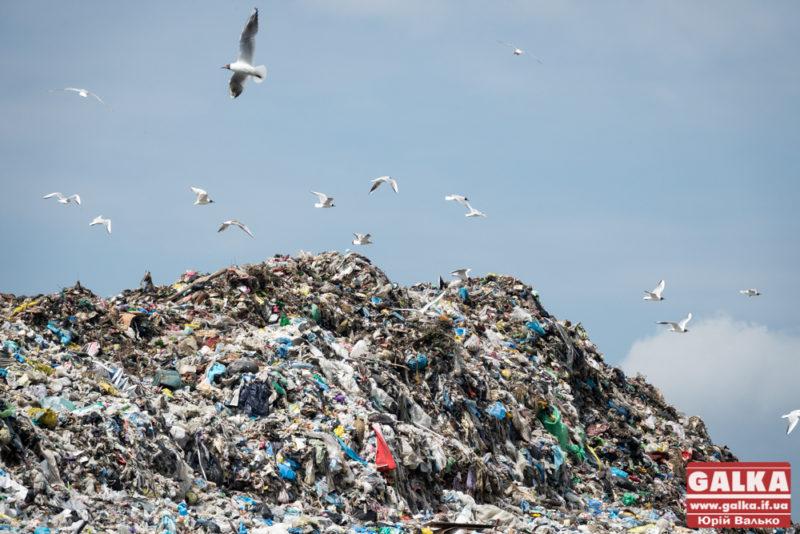 Місто хоче збудувати сміттєпереробний завод у Рибному