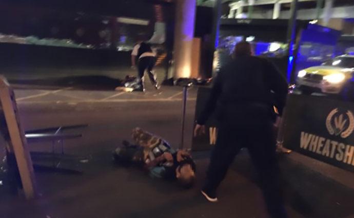 Теракт в Лондоні: шестеро загиблих, трьох нападників знищено