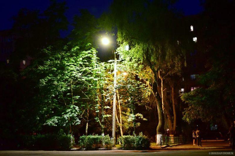 Івано-Франківськ перейшов на GSM-систему керування освітленням