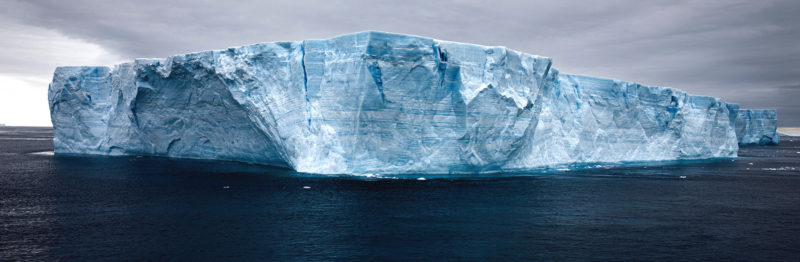 Від Антарктиди відколовся айсберг розміром з Уельс