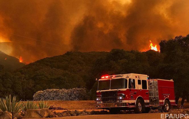 У Канаді одночасно горять майже 200 лісів, понад 7 тисяч людей евакуювали