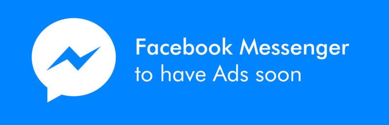 У месенджері Facebook з'явиться реклама