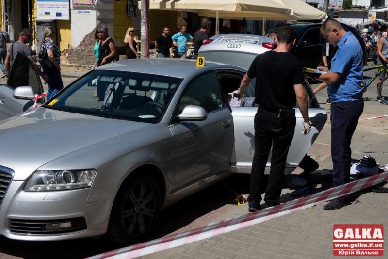 Мотивом замаху на франківського підприємця є помста, – поліція