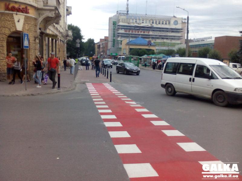 У мерії розповіли, де у 2018 Івано-Франківськ стане привабливішим для велосипедистів