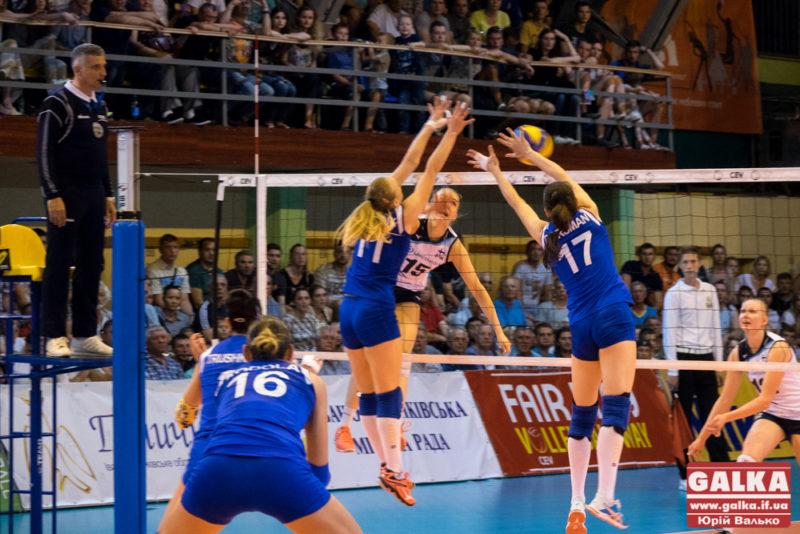 У Франківську проведуть Міжнародний турнір з волейболу 5ef6238860301