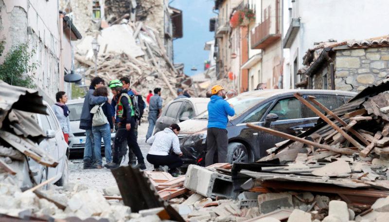 Землетрус в Італії: є жертви та зниклі безвісти