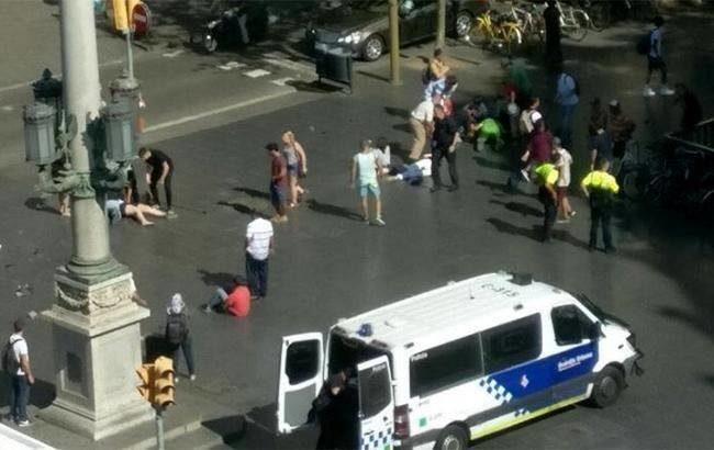 Смертоносний теракт у Барселоні: франківець став очевидцем подій (ВІДЕО 18+)