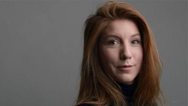 Зникнення журналістки з субмарини: у морі знайшли розчленоване тіло