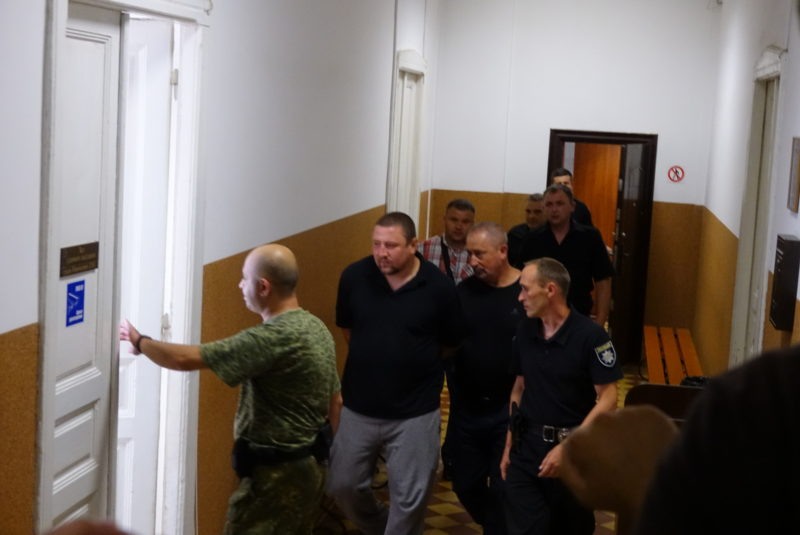«Бачили відео? Іншого виходу не було», – підозрюваний у стрілянині під Ратушею (ФОТО)