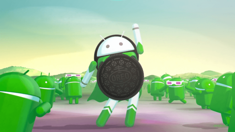 Вийшла нова операційна система Android 8.0 Oreo.