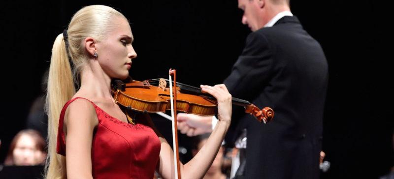 Кожна скрипка має свій характер, – всесвітньо відома музикантка з Франківська