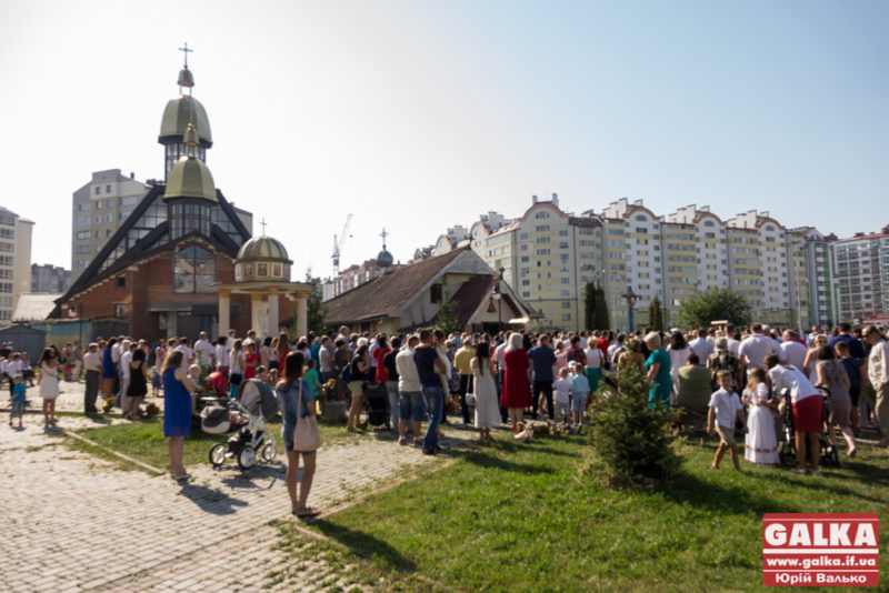 Архітектор порівняв кількість церков у Франківську з містами Європи (ТАБЛИЦЯ)
