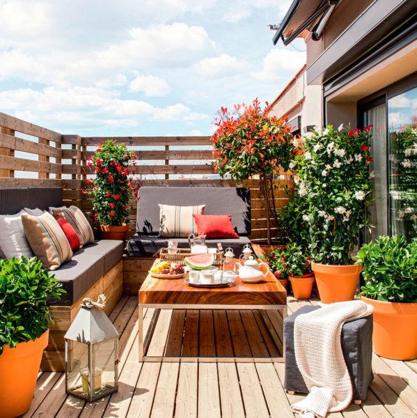 Як облаштувати інтер'єр балкону та лоджії у новому житлі (ФОТО)