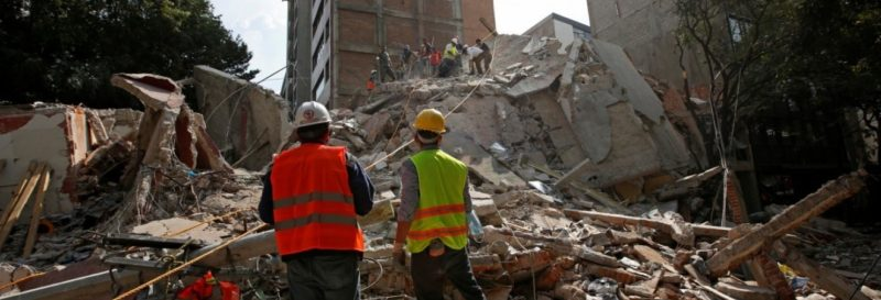 Землетрус у Мексиці: повалені хмарочоси та сотні жертв (ФОТО,ВІДЕО)