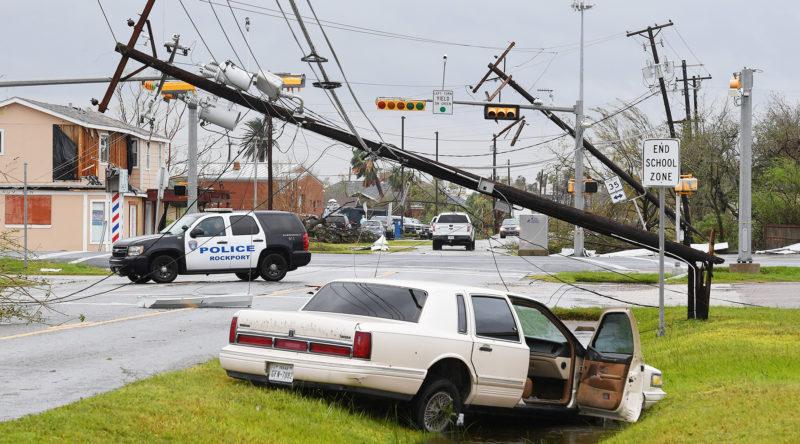 """Збиток від урагану """"Харві"""" оцінили у 190 мільярдів доларів"""