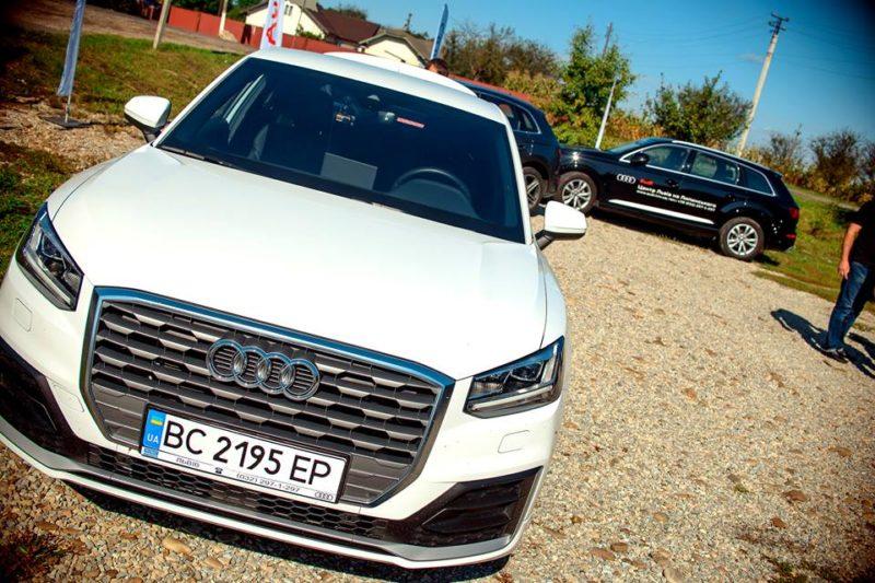 «Audi Business Мeeting» відбувся в Івано-Франківську (ФОТО)