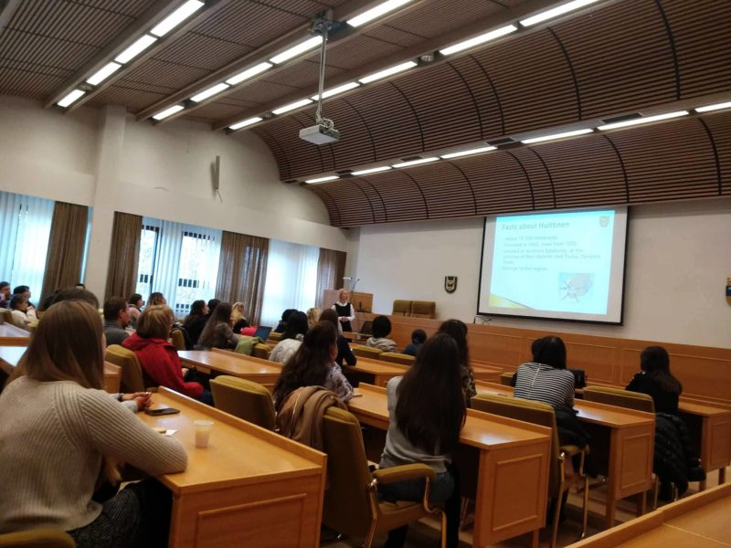 Франківські викладачі у Фінляндії ознайомились із системою навчання (ФОТО)