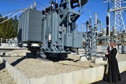 На Верховинщині відкрили нову електростанцію (ФОТО)
