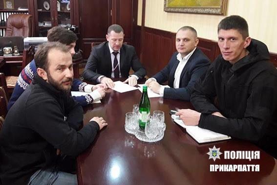 Прикарпатські правоохоронці готові стерегти вибори в об'єднаних територіальних громадах